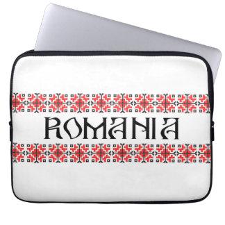 romania country symbol name text folk motif tradit computer sleeve