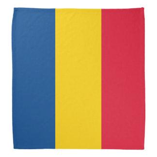 Romania Flag Bandana