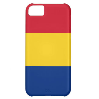 Romania Flag Cover For iPhone 5C