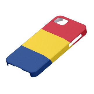Romania Flag iPhone SE/5/5s Case
