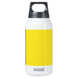 Romania Flag 10 Oz Insulated SIGG Thermos Water Bottle