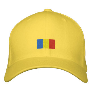 Romania hat - Romanian Flag