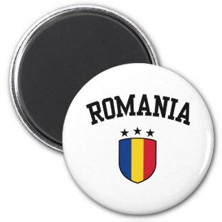 Romania Fridge Magnet