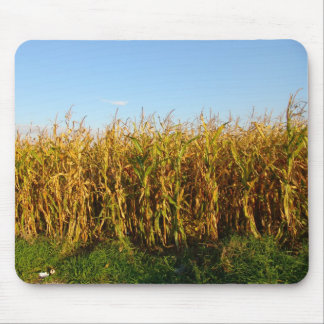 Romania, maize drying for winter feed mouse pad