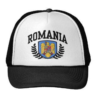 Romania Mesh Hat