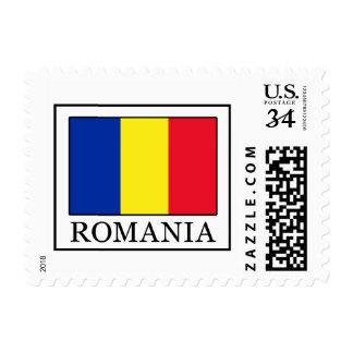 Romania Postage