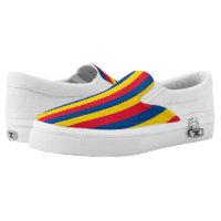 Romania Printed Shoes