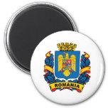 Romania Refrigerator Magnet