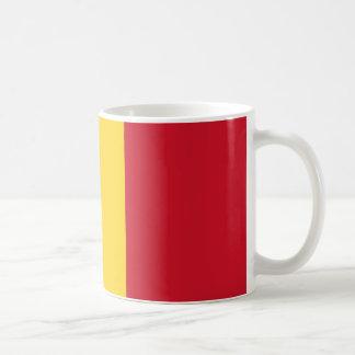 Romania – Romanian Flag Coffee Mug