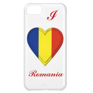 Romania Romanian Flag iPhone 5C Cover