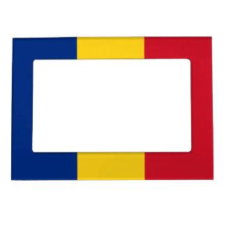 Romania – Romanian Flag Magnetic Photo Frame