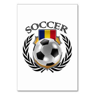 Romania Soccer 2016 Fan Gear Card