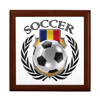Romania Soccer 2016 Fan Gear Gift Box