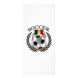 Romania Soccer 2016 Fan Gear Rack Card