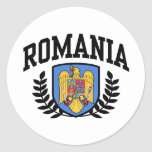Romania Stickers