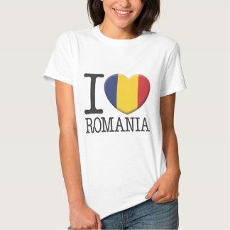 Romania Tee Shirt