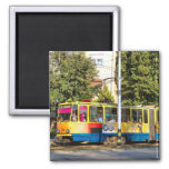 Romania, Trams in the city Magnets