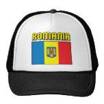 Romania Trucker Hats