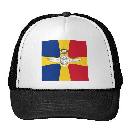 Romanian Air Transport And Marine Minister, Romani Mesh Hats
