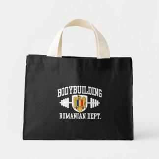 Romanian Bodybuilding Mini Tote Bag