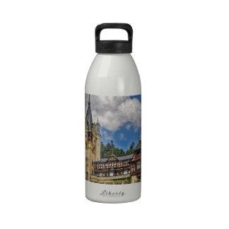 Romanian Castle Water Bottles