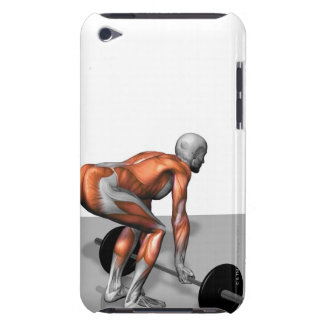 Romanian Deadlift 2 Barely There iPod Cover