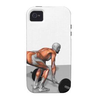 Romanian Deadlift 2 Vibe iPhone 4 Cases