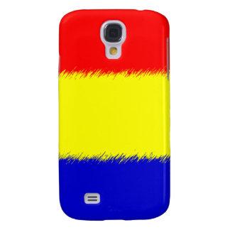 Romanian Flag Galaxy S4 Case