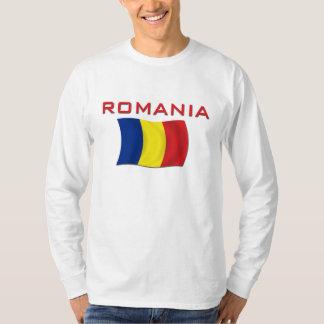 Romanian Flag (Red) T-Shirt