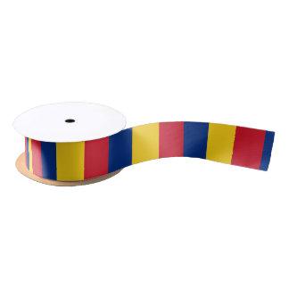 Romanian flag ribbon
