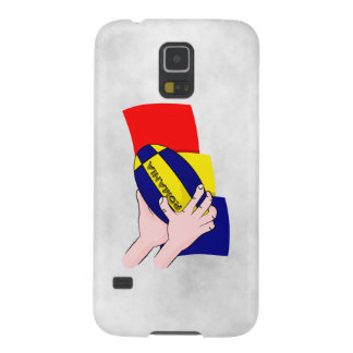Romanian Flag Romania Rugby Supporters Galaxy S5 Case