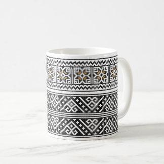 ROMANIAN FOLK ART Coffee Mug