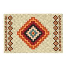 Romanian Folk Art - Ethnic Motifs Placemat