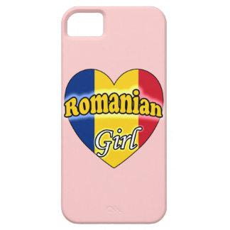 Romanian Girl iPhone SE/5/5s Case