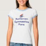 Romanian Gymnastics Fans 1 Playera