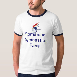 Romanian Gymnastics Fans 3 T Shirt