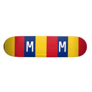 Romanian Minister Of National Defence, Romania Skate Decks