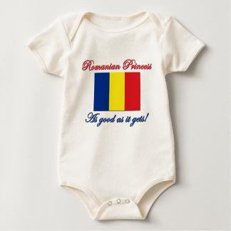 Romanian Princess-Good As Baby Bodysuit