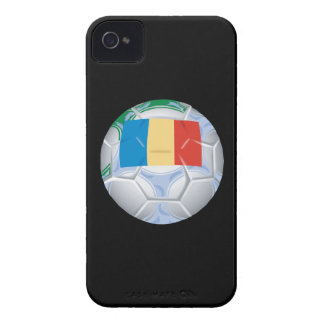 Romanian Soccer Ball iPhone 4 Cover