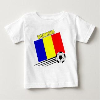 Romanian Soccer Team Baby T-Shirt