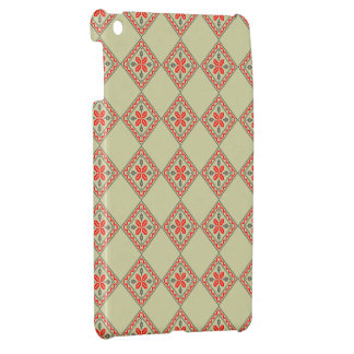 Romanian traditional pattern iPad mini cover