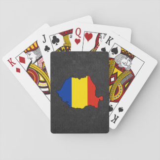 Romanian Trip Souvenir Playing Cards