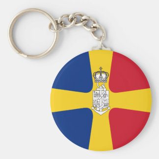 Romanian Under Secretary State Minister Of The Nav Keychains
