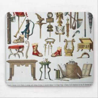 Romano antiguo alfombrillas de ratón
