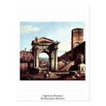 Romano del capricho de Bernardo Bellotto Postales