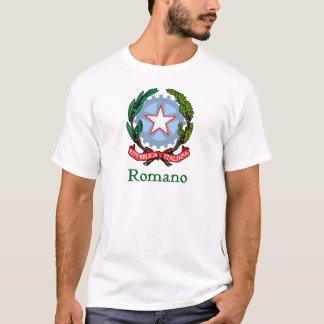 Romano Italian National Seal T-Shirt