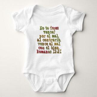 Romanos 12:21 t shirt