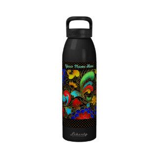 Romanov Garden (Personalized) Water Bottles