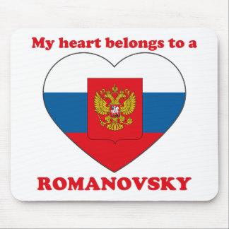 Romanovsky Mouse Pad