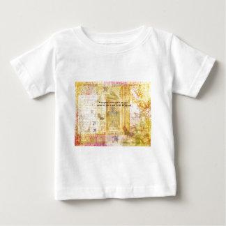 Romans 10:13 Inspirational Bible Verse art Baby T-Shirt